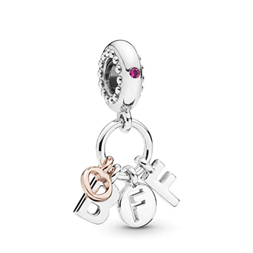 Pandora - Bead Charms 925_Sterling Plata 788165NCC
