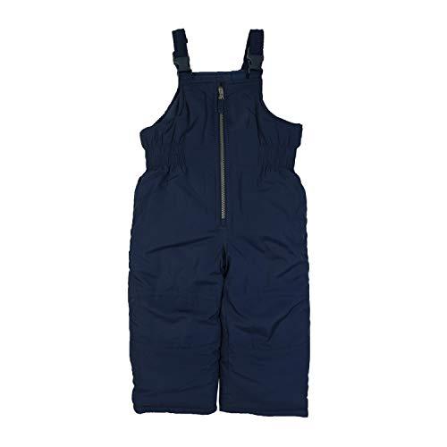 Carter's Chico Nieve Bib Pantalones Esquí Snowsuit, Azul Marino, 3 Años