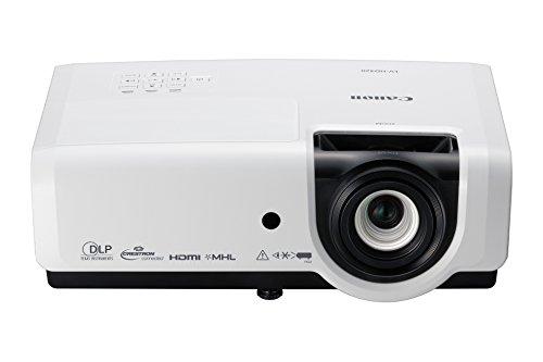 Canon LV-HD420 - Proyector portátil (Full HD 1080p 1920 x 1080, tecnología DLP, 4200 lúmenes) Blanco