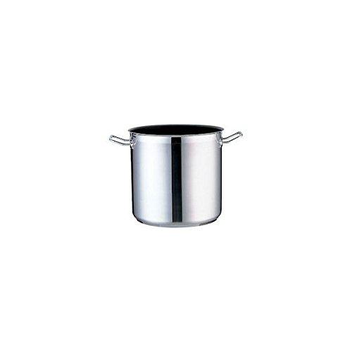 遠藤商事 業務用 TKG PRO 寸胴鍋(蓋なし) 18cm エクスカリバー 電磁調理器対応 ステンレススチール AZV6718