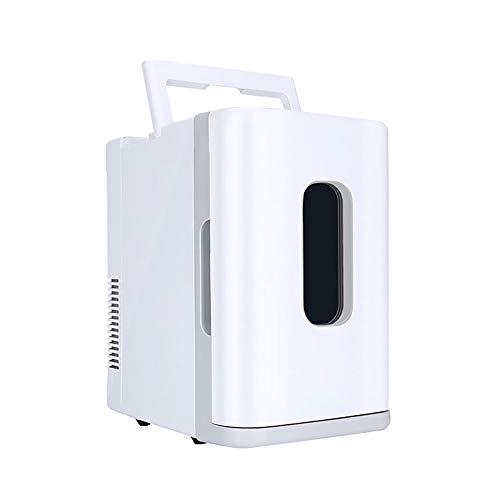Car refrigerator-TOYM 10L capacità Portatile Mini Frigo Auto Frigorifero Ultra Silenzioso Low Power da Auto E Doppio Uso Elettrico Raffreddamento Riscaldamento Box Frigo per La Corsa