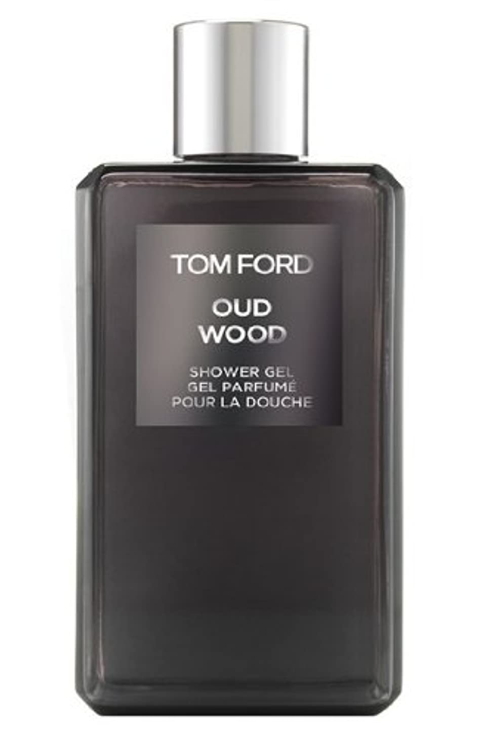 Tom Ford Private Blend 'Oud Wood' (トムフォード プライベートブレンド オードウッド) 8.45 oz (254ml) Shower Gel