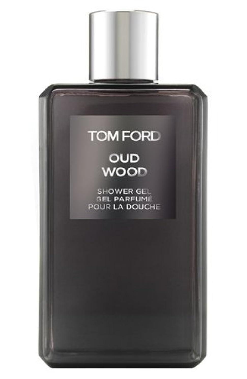 バングラデシュ上院議員審判Tom Ford Private Blend 'Oud Wood' (トムフォード プライベートブレンド オードウッド) 8.45 oz (254ml) Shower Gel
