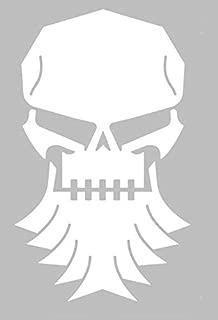Best bearded skull decal Reviews