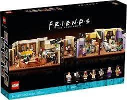 Lego Creator The Friends Apartments 10292 Building Set