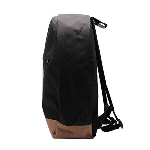 ABYstyle Jungen Handtasche, Schwarz, Taille réglable