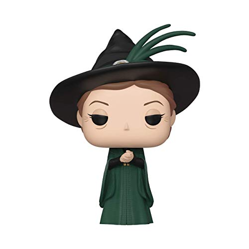 Funko - Pop! Harry Potter: Minerva McGonagall (Yule) Figura De Vinil , Multicolor (42830)