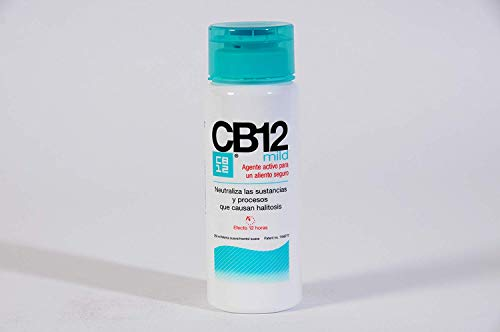 CB12 Mundwasser Mild 250ml