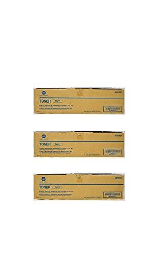 841679 Black 841751 Genuine Ricoh Toner Cartridge 2 Pack 31000 Page-Yield Per Ctg