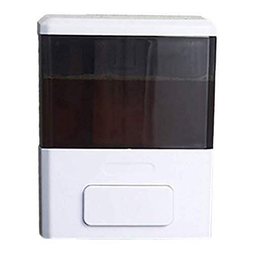 CPXUP2 Distributore di Sapone Dispenser di Sapone, Non-Touch casa 12 Once Dispenser di Sapone fissato al Muro Mini Sanitizer Dispenser Lotion Dispenser per Il Lavaggio a Mano in Bagno e Cucina