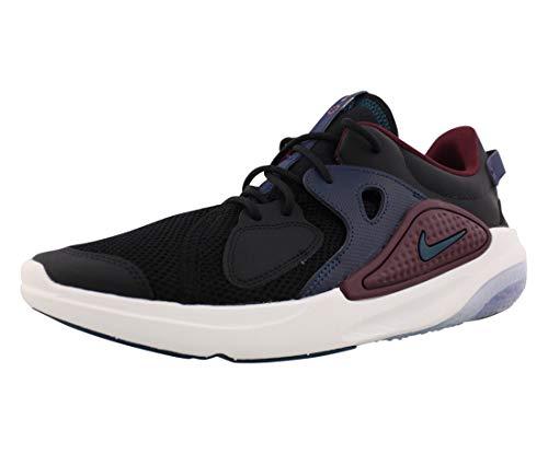 Nike Men's Joyride CC Running Shoes (8.5, Black/Starfish/Midnight Navy)