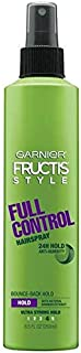 Garnier Fructis Style Full Control Non Aero Hairspray 250 ml (並行輸入品)