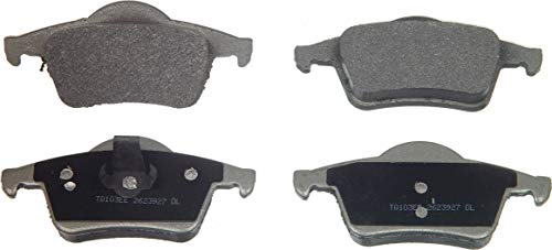 Disque de frein Wagner MX795 semi-métallique PA