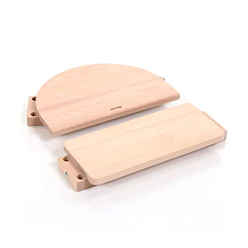 babybay Kit de Transformation de Chaise pour Enfants Convient pour Modèle Original Maxi Comfort/Comfort Plus Naturel Traité 1 Unité