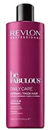 Revlon Be Fabulous Shampooing pour cheveux normaux 1000ml