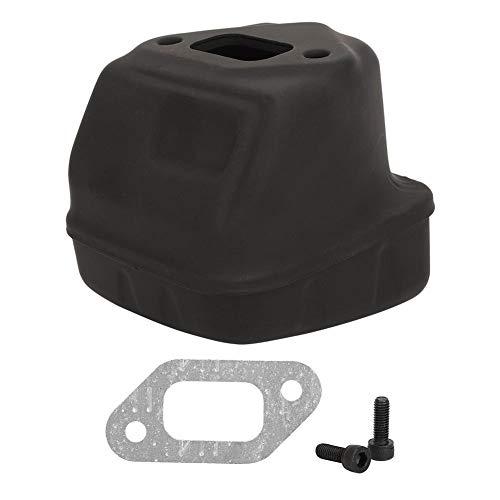Kafuty Ersatzschalldämpfer-Kit für Maschinenschalldämpfer Passend für Husqvarna 357XP 359 355 EPA Kettensäge/Jonsered 2159 CS 2156 CS2159