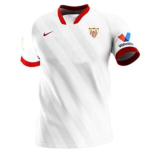 Nike 2020-2021 Sevilla Home Shirt (niños)