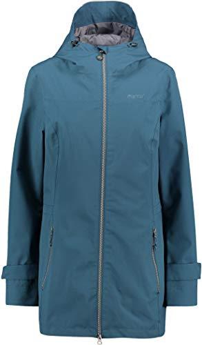 Meru Nikea Waterproof 2 Lagen Mantel Damen Reflecting Pond Größe EU 34 2019 Jacke