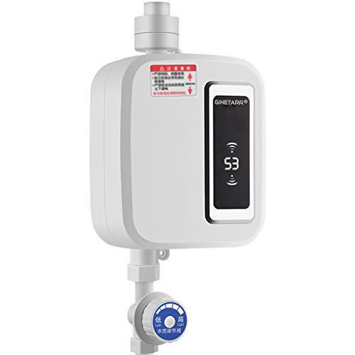 LY 220V Konstante Temperatur Elektrischer Durchlauferhitzer 3500W Instant-Heizung, Ohne Tank/LED-Anzeige Ohne Spülkasten Temperatur Bis Zu 55 ° C