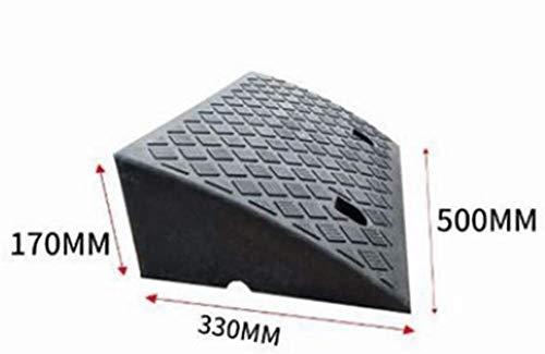 MY1MEY Rampas, Almohadilla de Pendiente portátil de 17 cm Almohadilla de rampas Antideslizante Almohadilla de Pendiente de Tienda de conveniencia para el hogar Almohadilla Triangular antidesli