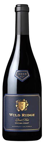 Wild Ridge Vineyards Sonoma Coast Pinot Noir 2013 75cl