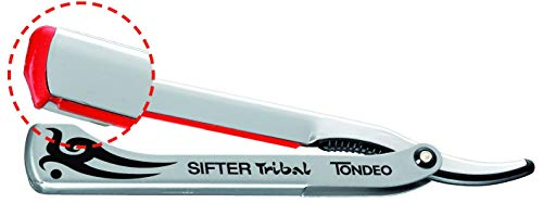 Tondeo 306135 Sifter Tribal Style Rasiermesser