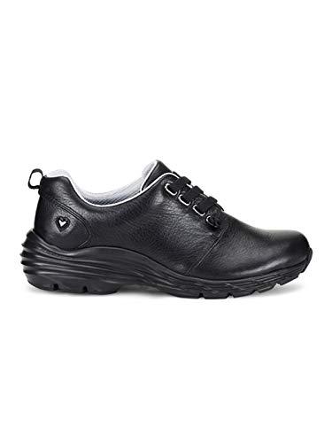Nurse Mates Women's Velocity Medical Professional Shoe, Black, 8.5 M US