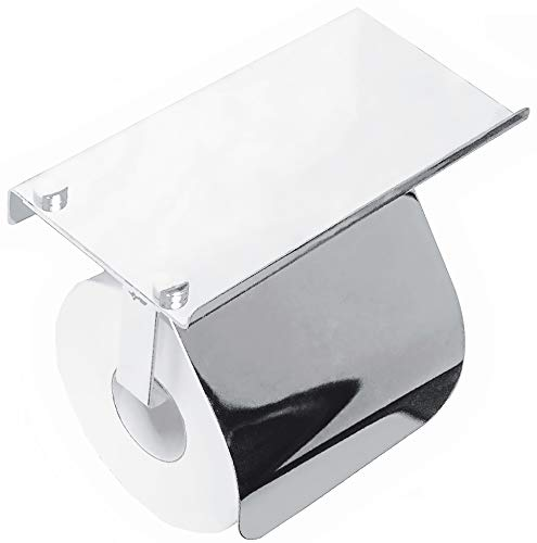 Top 10 best selling list for toilet paper holder with shield