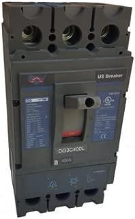 US Breaker 3P 250A 35KA@480V DG UL489 Circuit Breaker