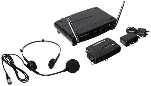 Audio-Technica Wireless Microphone System (ATW901AH)