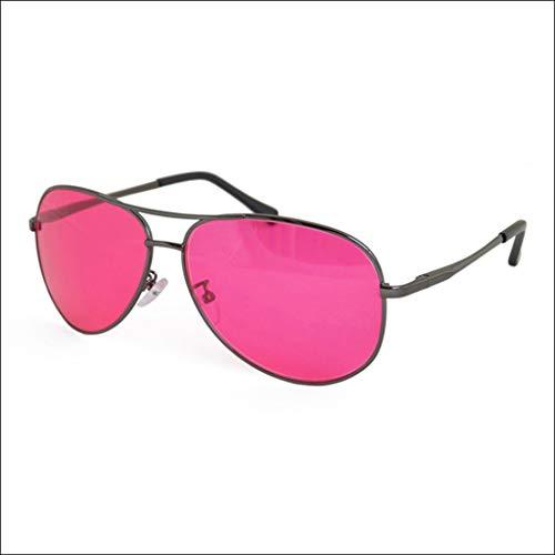 Estilo de la Moda Color Blind Color de Las Gafas Ciegos correctiva Vasos for Rojo/Verde Color Blind - Leve, Moderada y Fuerte Deutan Y Leve, Moderada Protan