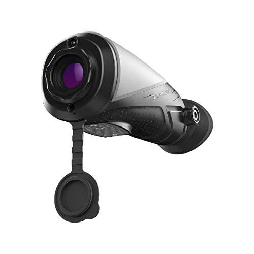 Professor Optiken Taunus ProV 13 Keramik - Wärmebildgerät/Wärmebildkamera mit Keramik-VOx-Detektor und 720 x 540 Pixel LCD-Display für Jagd, Wald und Kirrung - robust & wasserdicht (IP 66)