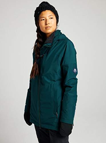 Burton Damen-Skijacke Gore-tex Balsam Ponderosa Pine Pine – Größe XS – Blau