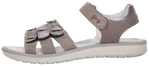 PRIMIGI Sandalias para niña, color gris
