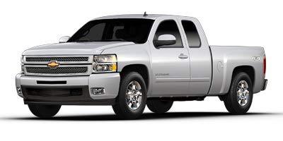 2013 Chevrolet Silverado 1500 Ltz 4 Wheel Drive Extended Cab 143 5 Black
