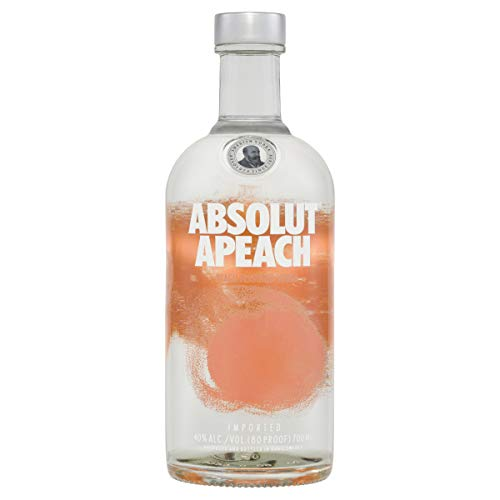 Vodka Absolut Melocotón 40 ° 70 CL - 70 cl