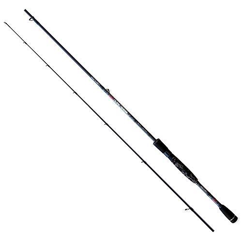 NOMURA Caña de pescar Spinning Hiro Camou FW 240 7-35 gr
