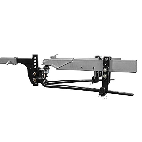 Reese Pro 49903 Round Bar Weight Distribution Kit with Sway Control