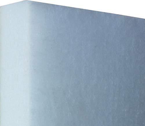 Pannello in fibra in poliestere riciclabile 1200x600x50mm 40kg m³