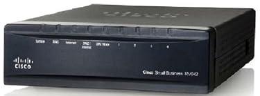 Cisco RV042 4-port 10/100 VPN Router - Dual WAN