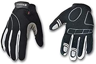 Outdoor Unisex Riding Glove Full Finger Bicycle Glove [M]