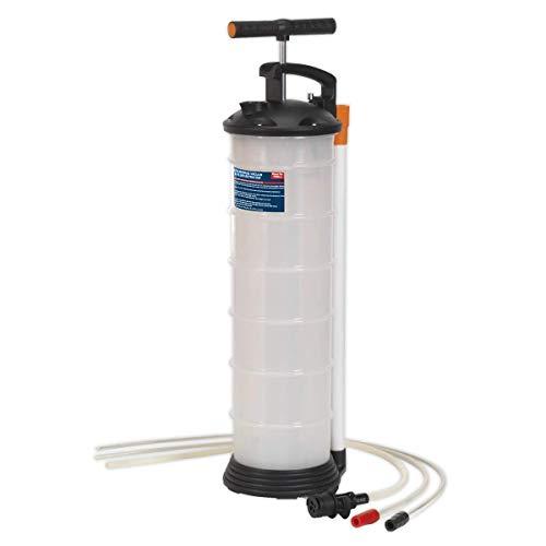 Sealey TP69 Manueller Vakuum-Öl- und Flüssigkeitsabsauger 6,5 l