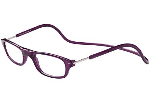 TBOC Gafas de Lectura Presbicia Vista Cansada – Montura Morada Oscura Graduadas...