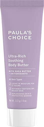 Paula's Choice Clinical Ultra-Rich Soothing Body Butter with Shea Butter and Antioxidants for Dry and Extra Sensitive Skin - 4 oz by Paula's Choice