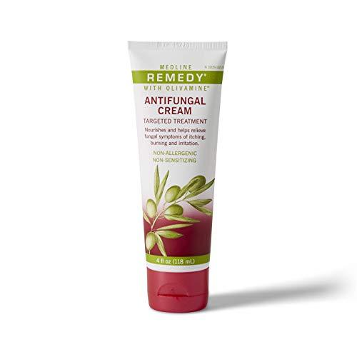 Medline Remedy Olivamine Antifungal Cream