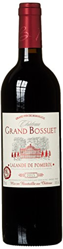Château Grand Bossuet Lalande de Pomerol AOC Merlot 2017 Trocken (1 x 0.75 l)