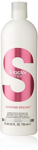 Tigi S-FACTOR  Diamond Dreams Conditioner, 1er Pack (1 x 750 ml)