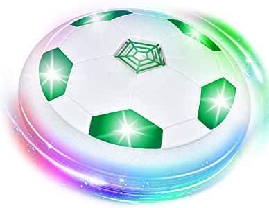 SOKY Kinder Jungen Spielzeug ab 3-12 Jahre, Fußball für 4-12 Jahre Kinderspielzeug Geburtstagsgeschenk für Mädchen ab 4-12 Jahre Einzigartig Weihnachts Geschenke für Jungs 3-12 Jahre Fussball