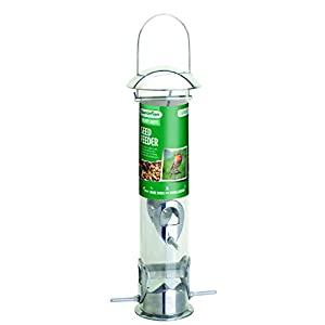 Gardman A01044 Heavy Duty Seed Feeder