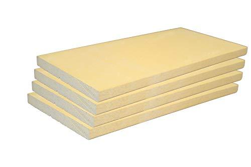 Schamotte 40x20x2 cm Schamotteplatte (4)